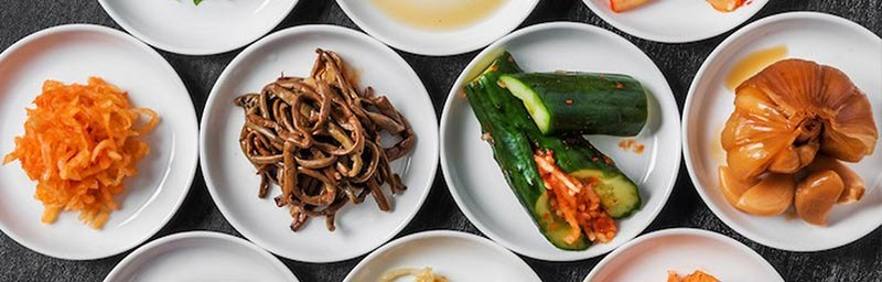 The 8 Korean Staple Dishes