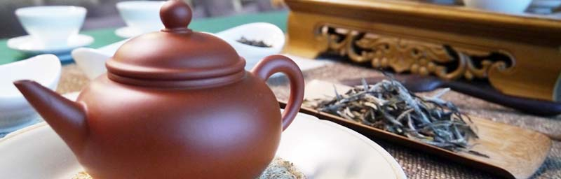 Traditional Chinese Tea Masterclass at the Asia Market - Chinese New Year 2019