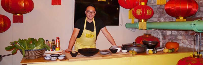 Shop and Cook with Kwanghi at the Asia Market - Chinese New Year 2019