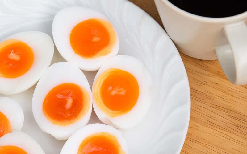 Marinated Soft Boiled Egg