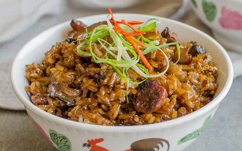 Chinese Sticky Rice