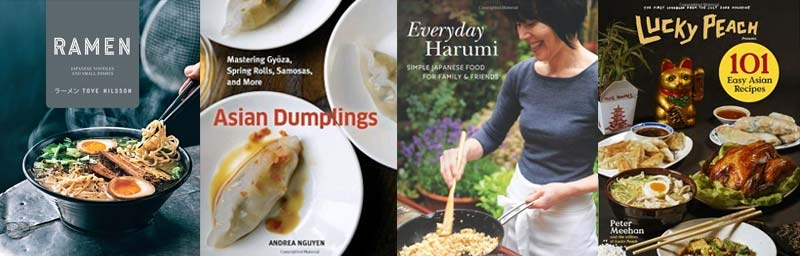 Asia Market's New Range of Cookbooks are Available Now!