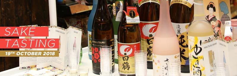 Free Sake Tasting at Asia Market