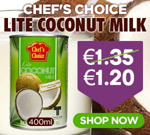 Chef's Choice Lite Coconut Milk 400ml