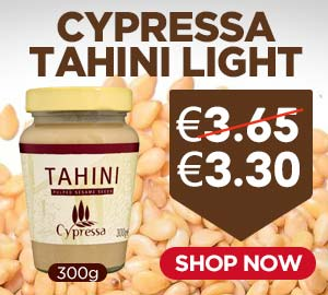 Cypressa Tahini Light