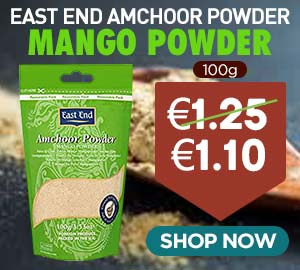 East End Amchoor Powder (Mango Powder) 100g
