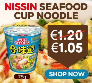 Nissin Seafood Cup Noodle 75g