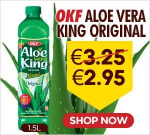 OKF Aloe Vera King Original 1.5L