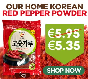 Our Home Korean Red Pepper Powder 1kg