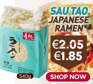 Sau Tao Japanese Ramen