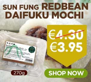 Sun Fung Redbean Daifuku Mochi