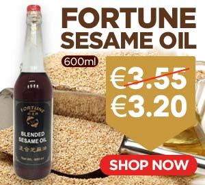 Fortune Sesame Oil 600ml