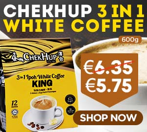 Chekhup 3 IN 1 Coffee King 600g Offer