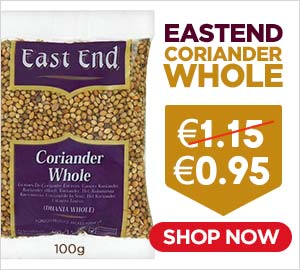East End Coriander Whole 100g Offer