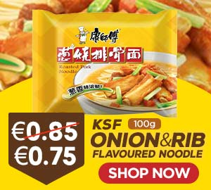 KSF Onion & Rib Flavoured Noodle 100g Offer