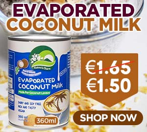 Nature's Charm Evaporated Coconut Milk 360ml Offer