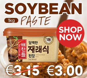 CJ-Haechandle Soybean Paste 1kg