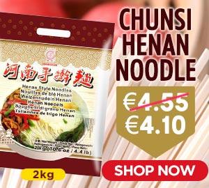 Chunsi Henan Noodle 2kg