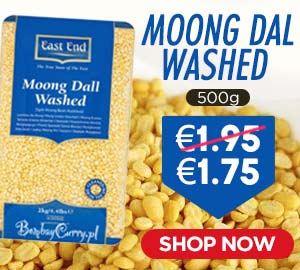 East End Moong Dal Washed 500g