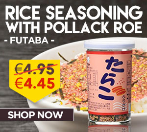 Pollack Roe Rice Seasoning Offer