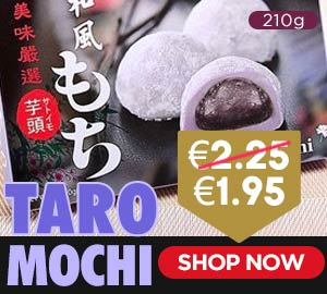 Royal Family Taro Mochi 210g