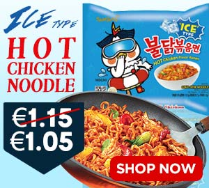 Samyang Ice Type Hot Chicken Noodle
