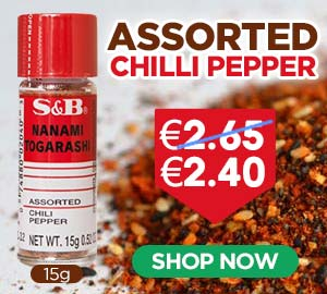 S&B Assorted Chilli Pepper 15g Offer