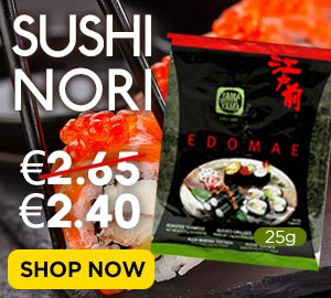 YMY Sushi Nori 25g