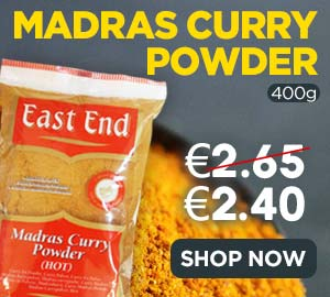 East End Madras Curry Powder 400g