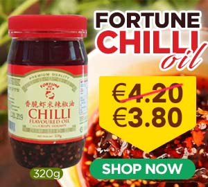 Fortune Chilli Oil 320g