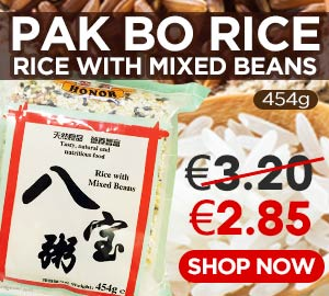 Honor Pak Bo Rice 454g