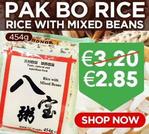 Honor Pak Bo Rice