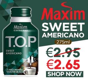Maxim Top Sweet Americano 275ml Offer