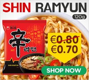 Nongshim Shin Ramyun 120g