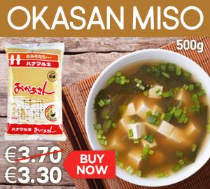 Okasan Miso Paste 500g