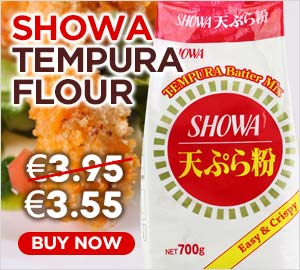 Showa Tempura Flour Offer