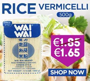 WaiWai Rice Vermicelli Offer
