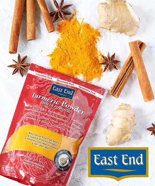 East End Turmeric Powder