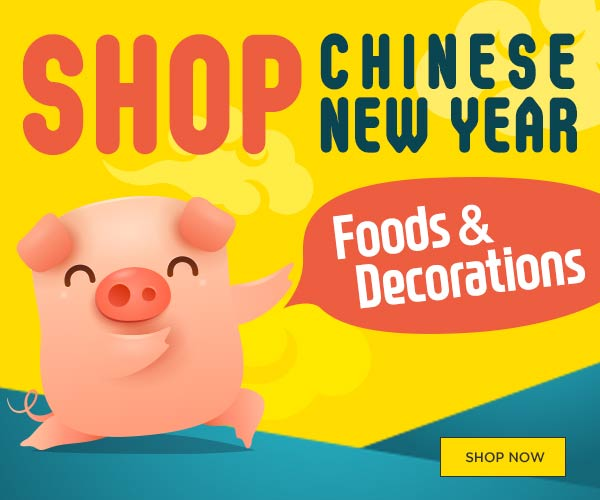 Shop Chinese New Year Food & Decoration