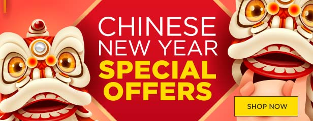 Chinese New Year Special Offers