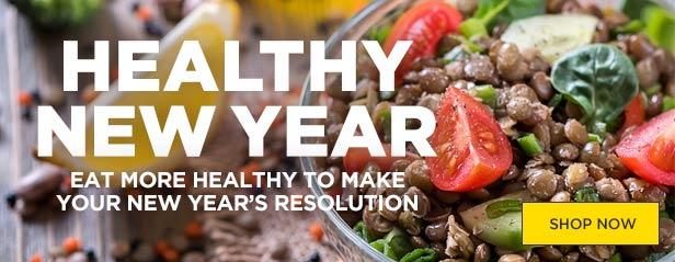 Healthy New Year Food