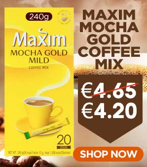 Maxim Mocha Gold Coffee Mix