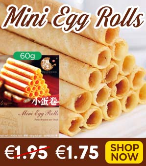 OCT Mini Egg Rolls
