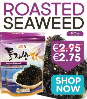 Hong Hae Roasted Seaweed 50g