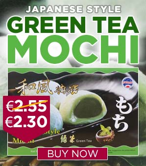 Sunwave Green Tea Mochi 180g Offer