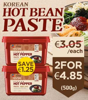 Hot Bean Paste Offer