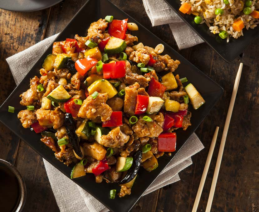Pearl River Wholesale >> Kung Po Stir-fry (Spicy)